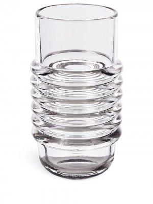 Большая ваза Press Tom Dixon. Цвет: нейтральные цвета