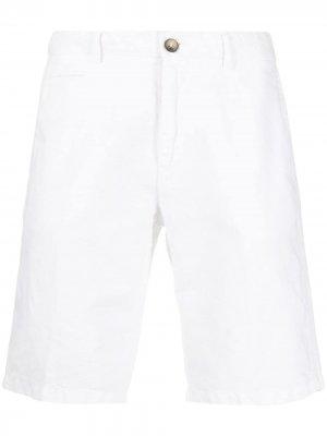 Шорты с карманами Altea. Цвет: белый