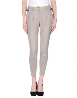 Повседневные брюки COAST WEBER & AHAUS. Цвет: светло-серый