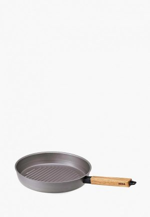 Сковорода Beka NOMAD, 28см. Цвет: серый