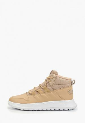 Кроссовки adidas FUSION STORM WTR. Цвет: бежевый