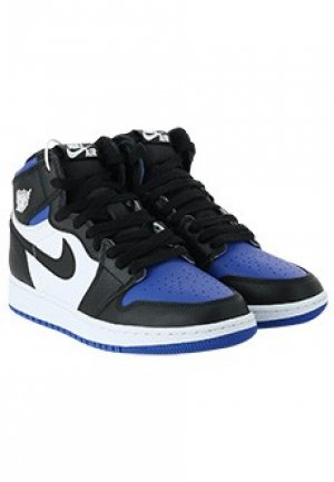 Кроссовки Air Jordan 1. Цвет: синий