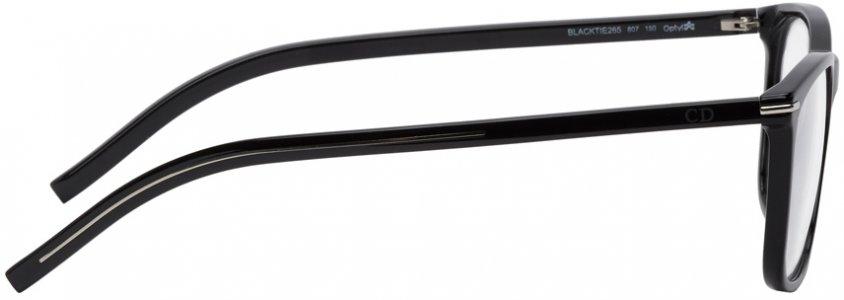 Black BlackTie265 Glasses Dior Homme. Цвет: 0807 black