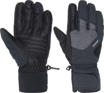 Перчатки мужские Gonzales, размер 9,5 Ziener. Цвет: черный
