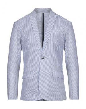 Пиджак MARKUP. Цвет: лазурный