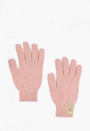 Перчатки Reebok Classics CL FO LA GLOVES. Цвет: розовый