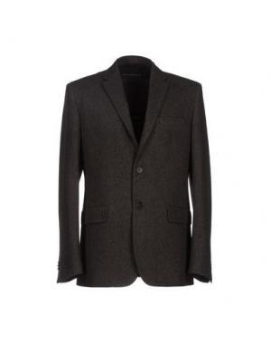Пиджак FRENCH CONNECTION. Цвет: темно-коричневый