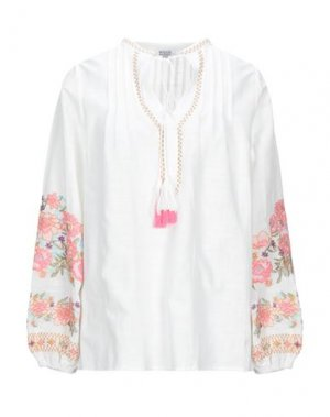 Блузка BRIGITTE BARDOT. Цвет: белый