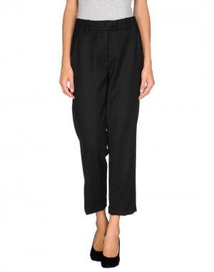 Повседневные брюки DUNLOP. Цвет: черный
