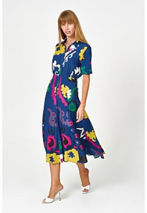 Платье-миди Desigual