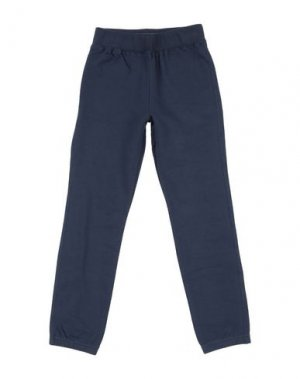 Повседневные брюки DIMENSIONE DANZA. Цвет: темно-синий