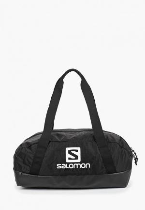 Сумка спортивная Salomon PROLOG 25 BAG. Цвет: черный