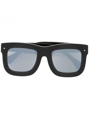 Солнцезащитные очки Status Grey Ant. Цвет: чёрный