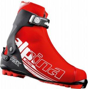 RSK Alpina. Цвет: красный