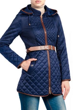 Куртка Conver. Цвет: темно-синий