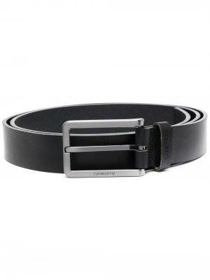 Ремень Essential Calvin Klein. Цвет: черный