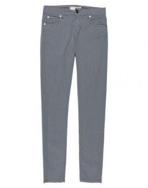 Повседневные брюки G.SEL. Цвет: серый