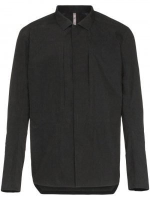 Куртка-рубашка Component Arc'teryx Veilance. Цвет: черный