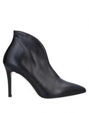Ботинки ALLURE. Цвет: черный
