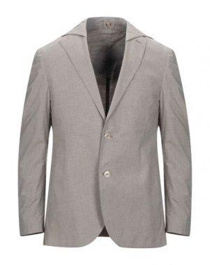 Пиджак SIVIGLIA. Цвет: хаки