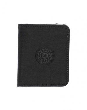 Бумажник KIPLING. Цвет: черный