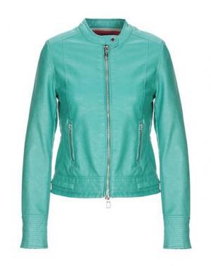 Куртка FREEDOMDAY. Цвет: светло-зеленый