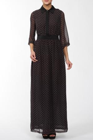Платье Joe Suis. Цвет: мультицвет