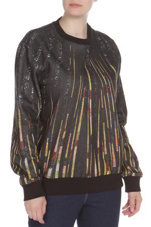 Пуловер Givenchy. Цвет: мультицвет
