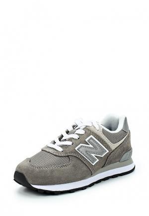 Кроссовки New Balance 574 Pack E. Цвет: серый