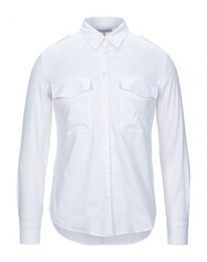 Pубашка CARACTÈRE. Цвет: белый