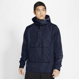 Мужской анорак с капюшоном Nike Sportswear - Синий