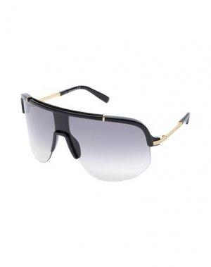 Солнечные очки DSQUARED2. Цвет: черный