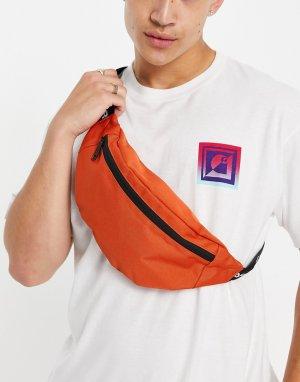 Сумка-кошелек на пояс Brandon-Оранжевый цвет Carhartt WIP