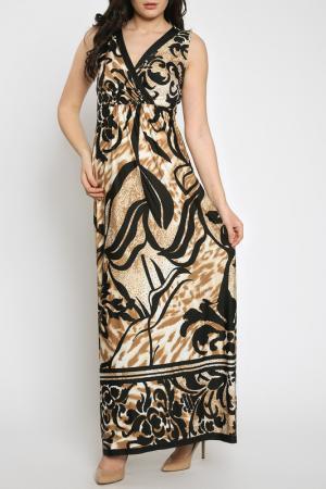 Платье Collezione di Ines. Цвет: мультицвет