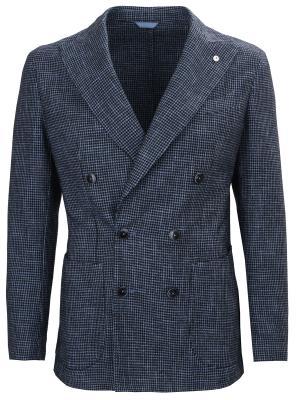 Пиджак с принтом L.B.M. 1911