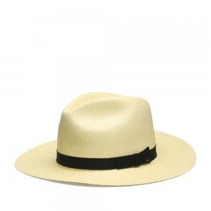 Шляпа федора BAILEY. Цвет: белый