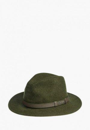 Шляпа Herman. Цвет: зеленый