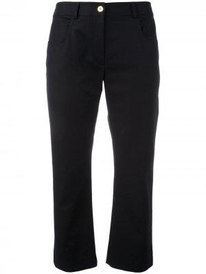 Расклешенные джинсы Kenzo. Цвет: черный