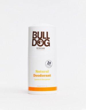 Дезодорант с лимоном и бергамотом Bulldog