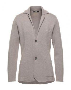 Пиджак ALPHA STUDIO. Цвет: светло-серый