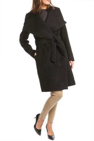 Пальто Figl. Цвет: черный