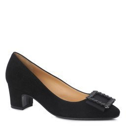 Туфли W450 черный GIOVANNI FABIANI