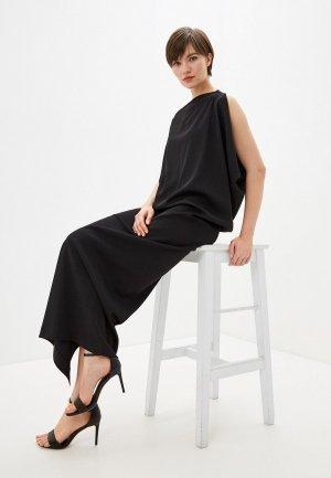 Платье Brian Dales. Цвет: черный