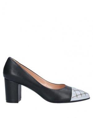 Туфли BALLIN. Цвет: черный