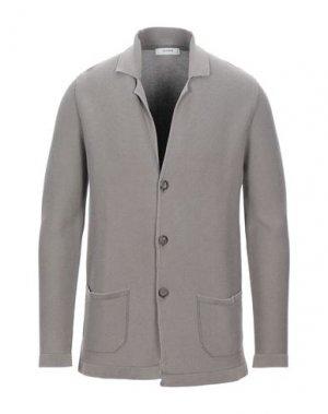 Пиджак ALPHA STUDIO. Цвет: голубиный серый