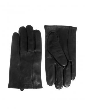 Перчатки Ben Sherman. Цвет: черный