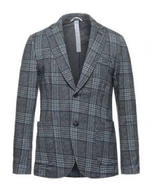 Пиджак MASON'S. Цвет: небесно-голубой