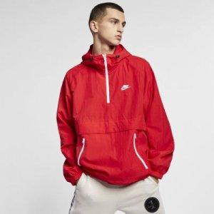 Анорак из тканого материала с капюшоном Sportswear Nike