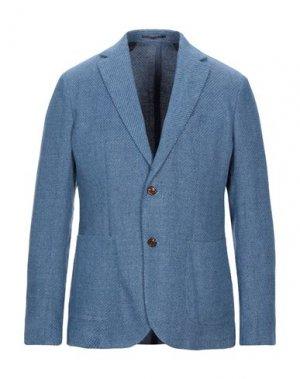 Пиджак BROOKSFIELD. Цвет: пастельно-синий