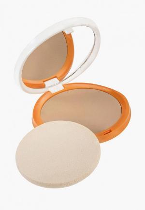 Пудра Seventeen Компактная с матирующим эффектом High photo-ageing protection SPF30 3. Цвет: прозрачный